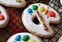 Artsy Eats / Artsy Eats + Creative Treats