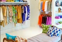 Closets / Interior Design Inspiration & Organization - Closets / by Morgan Smith {California To Carolina}