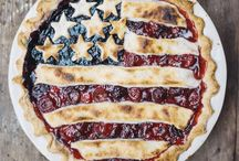 Red, White & Blue / 4th of July and Memorial Day Weekend Fun