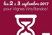 Vignes, Vins et Randos en Val de #Loire