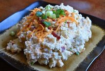 Recipes -- Scrumptious Sides