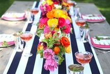Hosting & Entertaining / Decor, Tips and Trends for Entertaining at Home / by Morgan Smith {California To Carolina}
