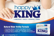 happy king capsules / by Happy King
