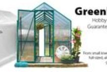 Garden | Greenhouses / A greenhouse (also called a glasshouse) is a building in which plants are grown. These structures range in size from small sheds to very large buildings. A miniature greenhouse is known as a cold frame. A greenhouse is a structure with different types of covering materials, such as a glass or plastic roof and frequently glass or plastic walls. (Wikipedia) / by Survival for Blondes