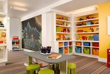 Creative Spaces / Examples of spaces that encourage and foster creativity.