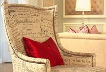 Beautiful Room Reveries / Beautiful rooms, furnishings, and home decor ideas that inspire me to redecorate, much to my husband's dismay. Lovely living rooms, beautiful bathrooms, fabulous family rooms, marvelous master bedrooms...well, you get the idea.