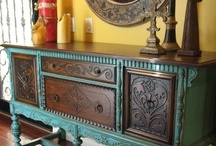 Create- Furniture / by Cara Lieffers
