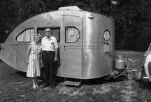 Retro Camping! / Camping is always a blast! But Retro Camping, now that's  camping in style!