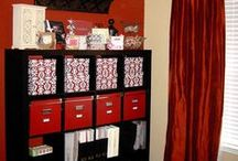 Organized Spaces Reveries / Organized offices, craft rooms, closets, kitchens, kid's rooms, and any place that is simple, neat, and tidy. I aspire to have these in my home so this board is devoted to inspiration and tips to make that happen.