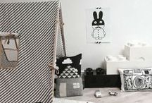 Playroom / Inspiration and ideas for designing and decorating a playroom.