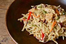 Recipes -- Pasta Love / Delicious recipes using pasta.