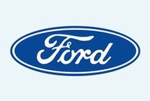 Ford Cars and Trucks / by Robert Norman