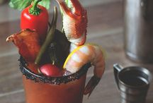 Bloody Marys! / I believe everyone should have a good Bloody Mary mix recipe in their repertoire!