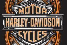 Harley Davidson / by Robert Norman