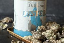 Recipes -- Oysters