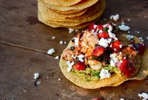 Recipes -- Cajun Mexican / Mexican-inspired recipes, many of which have Cajun and Creole spins.