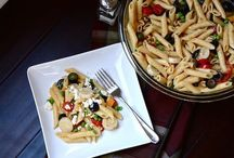 Recipes -- Sensational Salads