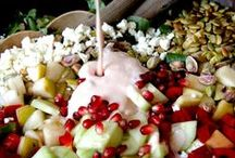 Food- Salads / by Cara Lieffers