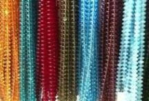 Glass Beads: New / Current beads / by Global Beads, Inc and Don'Kay Designs