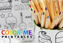 Printables & Coloring Pages / Fun Activities and Coloring Pages to print out.