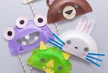 Paper Crafts / Crafts where paper is the main event.