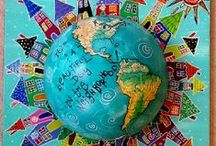 Earth Day / Crafts to celebrate Earth Day.