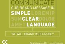 Brand Messaging / Creating brand messaging that resonates depends on creating a sound messaging hierarchy. From brand promise to key messages, all of a brand's communications relies on how well you developed your messaging hierarchy.