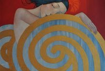 Feminine principle / Marion woodman, Jung, depth psychology / by Jodi Harris