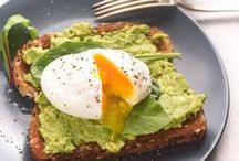 Vegatarian - Breakfast / Includes whole foods, little or no processed food.