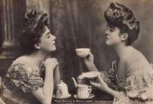 Fika / Tea, baked goods and cafés