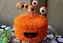 Birthday Cakes & Party Ideas