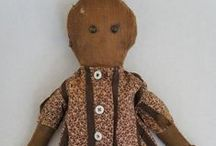 ♥Prims♥Vintage Dolls♥Reproductions♥ / Cloth Dolls Antique, Or created reproductions to look Vintage, History , Clothing ,
