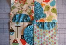 ♥Fabric Flowers♥Ribbons♥