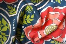 print & pattern in fashion / Prints and textiles / by Hairpik Creative