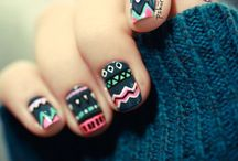 Nails / by Sam Mansell
