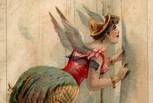 Victorian trade cards / by urbitrend- collectables.com