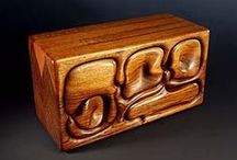 Inspirations in Wood / Wood in all its forms ... be amazed. / by Claire