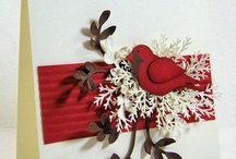 Cards Birds / by Donna Curtis