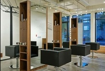 Impeccable Salon Interiors / The inside of your salon or spa should make a statement!