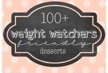 Weight Watchers / Weight Watchers Recipes that sound delicious
