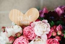 Bouquet, a word of French origin, pronounced [bu.kɛ]