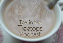 Tea in the Treetops Podcast / The official podcast of the Tea in the Treetops book review blog. Philippa and Angelya discuss books! Mostly young adult and adult fantasy and science fiction books.