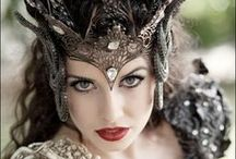 Fashion: Fantasy Flavored / Outfits that seem appropriate for a fantasy setting. / by Arielle Jean