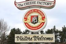 At The Cheese Factory in Marin / A day in the life at our cheese factory, store and picnic grounds in Marin County.