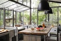 Architecture and Interior Design: Kitchens / by Arielle Jean