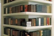 Architecture and Interior Design: Libraries and Bookshelves / by Arielle Jean