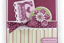 Cards Monogramed  / by Donna Curtis