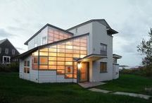 Architecture: Modern-style houses / by Arielle Jean
