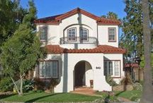 Architecture: Spanish and Mediterranean style houses / by Arielle Jean