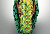 Grad ideas / Graduation 2013 ideas - African Inspired